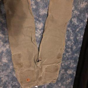 Carhart double  knee Pants